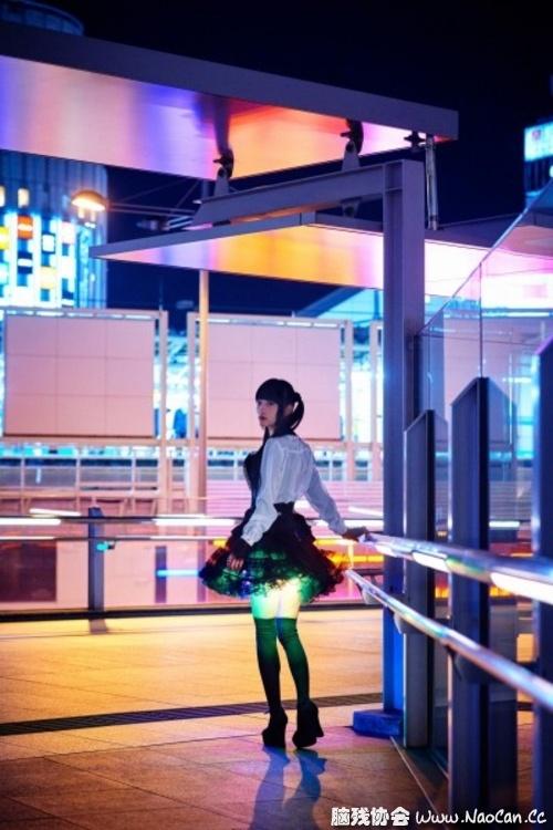 日本新发明 会发光的裙子 可根据活动幅度调整灯光大小 - Page 4