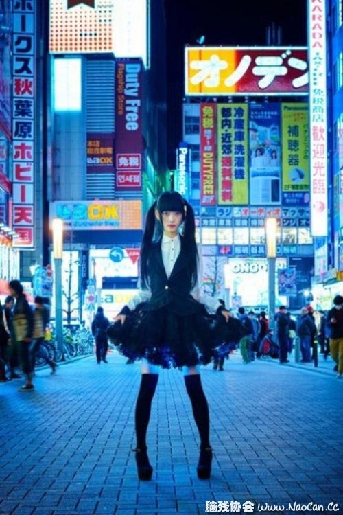 日本新发明 会发光的裙子 可根据活动幅度调整灯光大小 - Page 5